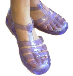 Jellies v.s. Cr... Xuxa Jelly Sandals